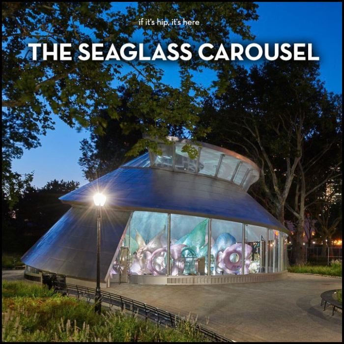 seaglass carousel WXY architecture