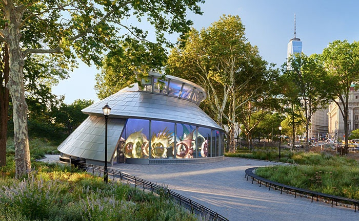wxy architects seaglass carousel extday