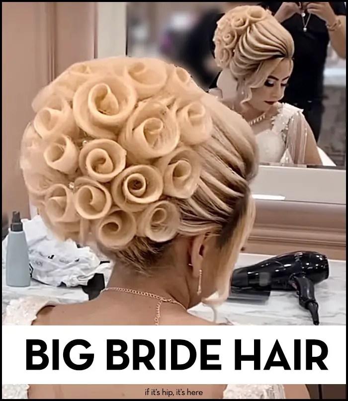 big bride hair from turkey IIHIH