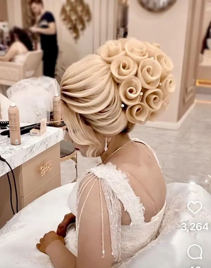 hair design bridal
