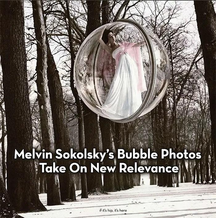 melvin sokolsky bubble photo