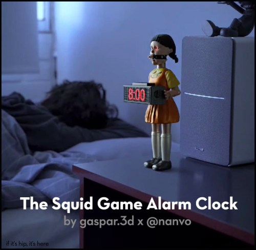 Read more about the article A Squid Game Alarm Clock To Terrify You Out Of Bed