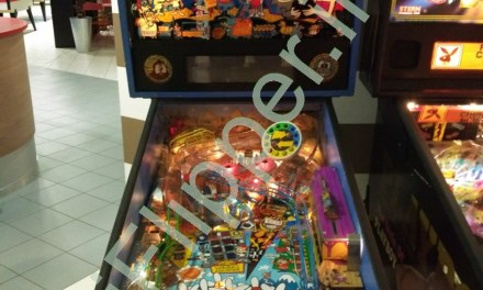 Pinball The Adventures of Rocky and Bullwinkle and Friends