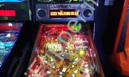 Pinball The Walking Dead