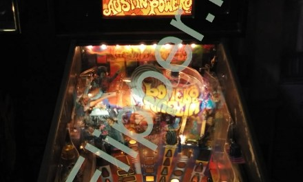 Pinball Austin Powers