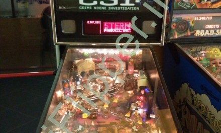 Pinball CSI