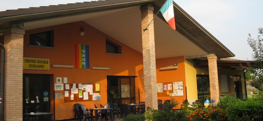 Centro Sociale Fogliano: dal 1985 un luogo in cui riconoscersi