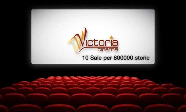 Film, libri e videogiochi al Cinema Victoria di Modena
