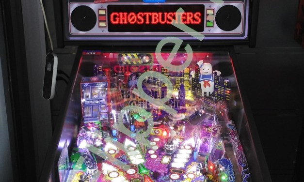 Pinball Ghostbusters