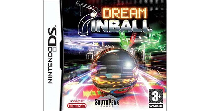 Divertitevi con i flipper di Dream Pinball 3D