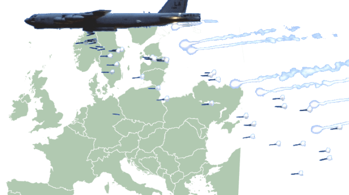 Ifmat - Flying Bombs over Europe