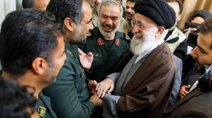 ifmat - Iran Revolutionary Guard Gets Gas Contract
