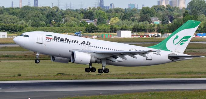 ifmat - U.S. Protests Why EU Let Terror Mahan Air Fly European Routes