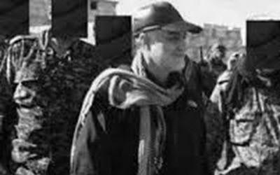 ifmat - Iran Admits Presence of Terrorist Quds Force Commander in Aleppo