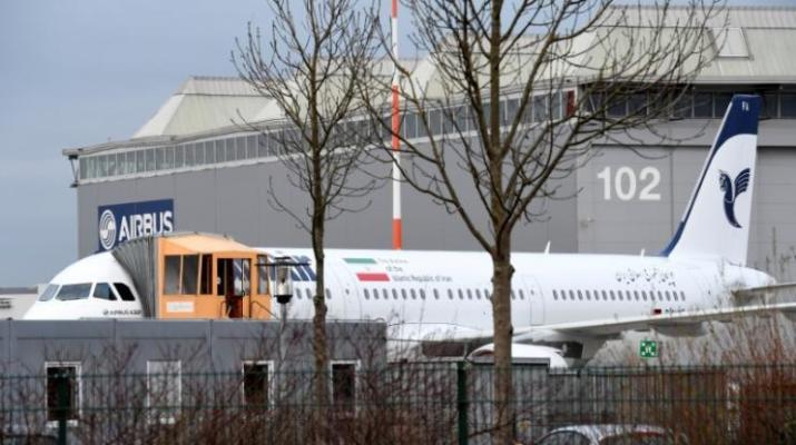 ifmat - Iran to get first airbus in weeks under s
