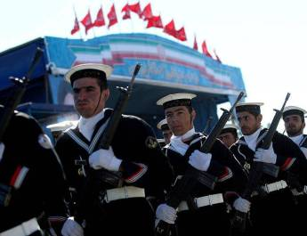 ifmat - Iran responds to US sanctions with military drills and threat of further missile testing