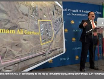 ifmat - Washington Examiner Iranian Dissidents Warn IRGC is Expanding Terrorist Training