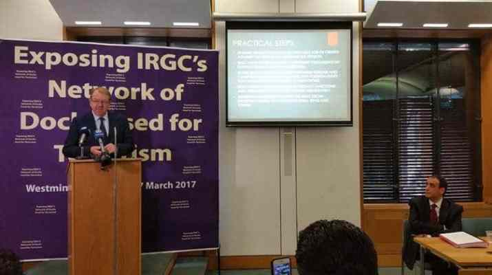 ifmat - 3 IRGC Shipping Companies Engaged in Regional Arms Export