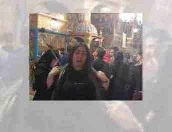 ifmat - Iran Morality Police Tell Women to Wear Islamic Veil in Christian Church