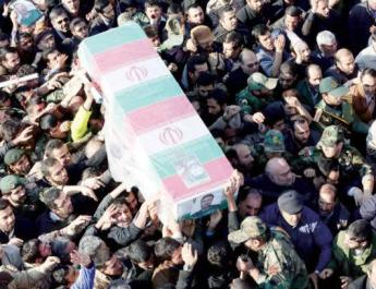 ifmat - Iran loses thousands of fighters in Syria