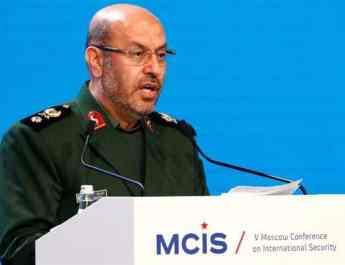 ifmat - Iran unveils new domestic tank