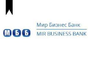ifmat - Mir business bank