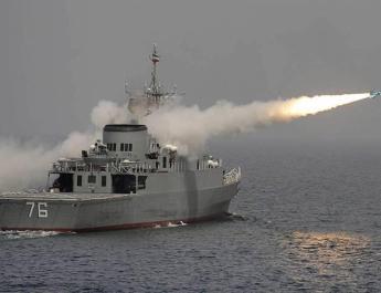 ifmat - 12 torpedo cruisers join IRGC Navy