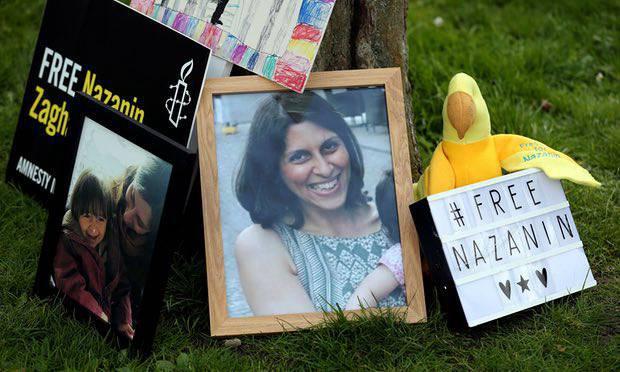 ifmat - Jailed British-Iranian woman 'dreams of watching daughter play'