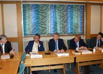 ifmat - Norwegian Parliament - Iran Regime is the Source of Terrorism