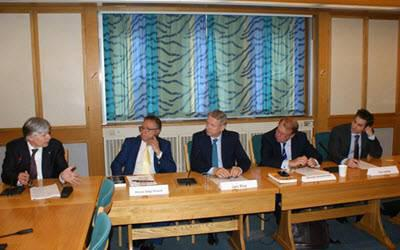 ifmat - Norwegian Parliament - Iran Regime is the Source of Terrorism