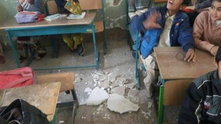 ifmat - Worn-Out Schools Threatening Lives of Students in Iran
