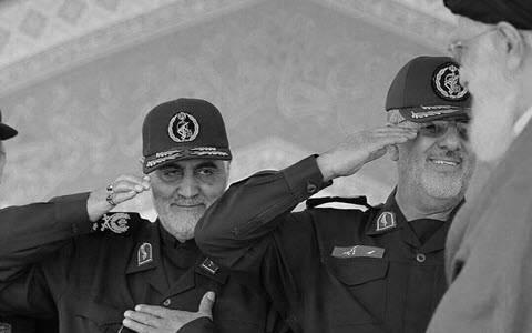 ifmat - Iran IRGC and Institutionalized Smuggling