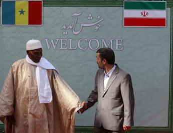 ifmat - Iran Religious influence in Senegal