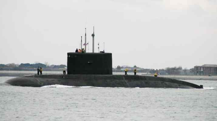 ifmat - Iran Is Building Its Own Submarines