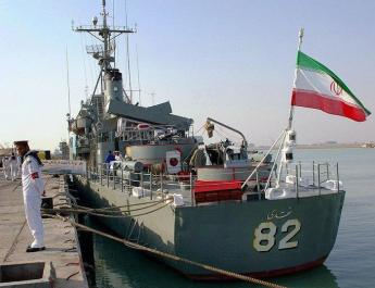 ifmat - Iran says two warships heading to Oman