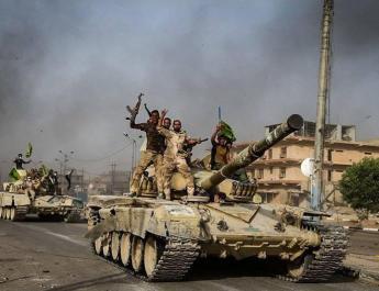 ifmat - Iran will tear Iraq apart and further fragment Syria
