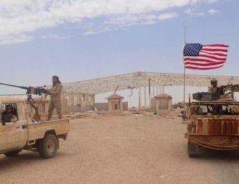 ifmat - Iranian-backed forces amassing near U.S. training base in Syria