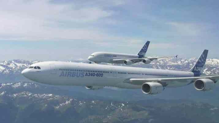 ifmat - Iranian carriers agree to buy Airbus planes