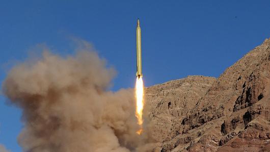 ifmat - Irans Revolutionary Guard strikes Syria