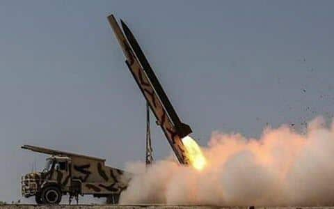 ifmat - Revolutionary Guards Missiles Fired Into Syria Hit Hospitals and Residential Areas
