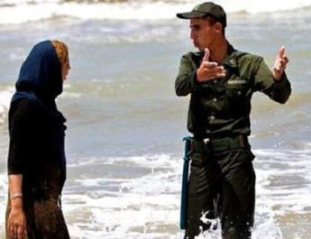 ifmat - Security Forces in Iran Authorized to Enter Private Beaches