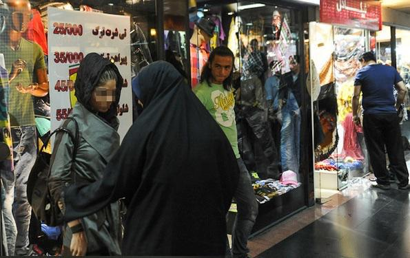 ifmat - Strict Punishment for Iranian Women Caught Wearing Bad Hijabs in Iran