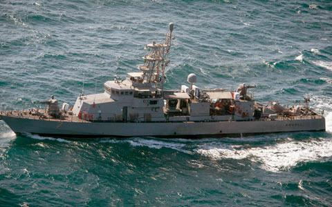ifmat - US Navy Accuses Iranian Regime of Dangerous Activity