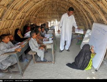 ifmat - Children Without Education and Documents in Iran