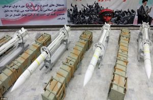 ifmat - Iran reveals production line of new missile1