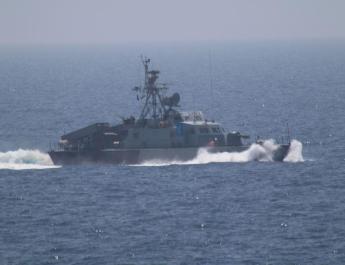 ifmat - Iran seizes Saudi Arabian fishing boat and arrests crew