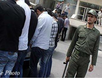ifmat - Arresting 18 People at Night Party in Iran