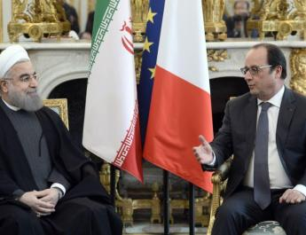 ifmat - France condemns the execution in Iran
