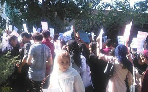 ifmat - The Nationwide Protests of Nurses in Different Cities of Iran