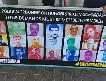 ifmat - The political prisoner Arzhang Davoudi has gone on hunger strike